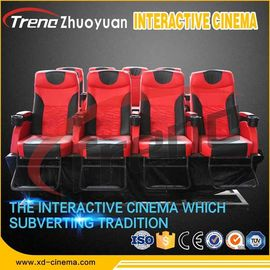 70 PCS 5D Movies Hydraulic System Mobile 5D Cinema With Virtual Reality Gaming Console