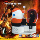 ประเทศจีน Multi Colors 9D VR Simulator , 9d Motion Ride Professional Egg Design บริษัท