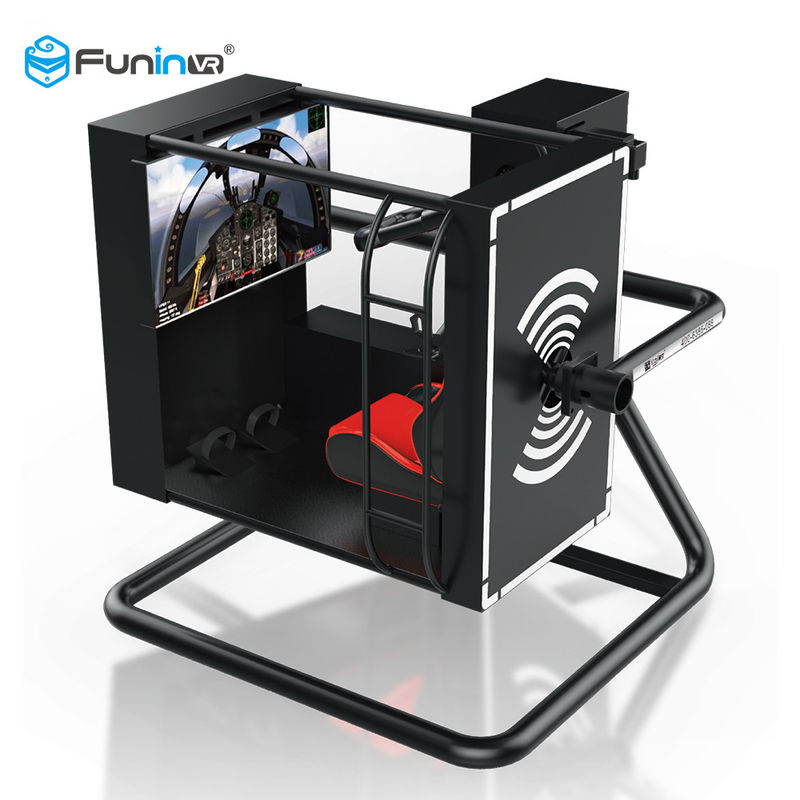 VR Simulation Rides Flight Simulator Machine Cockpits For Salegaming Entertainment Equipment