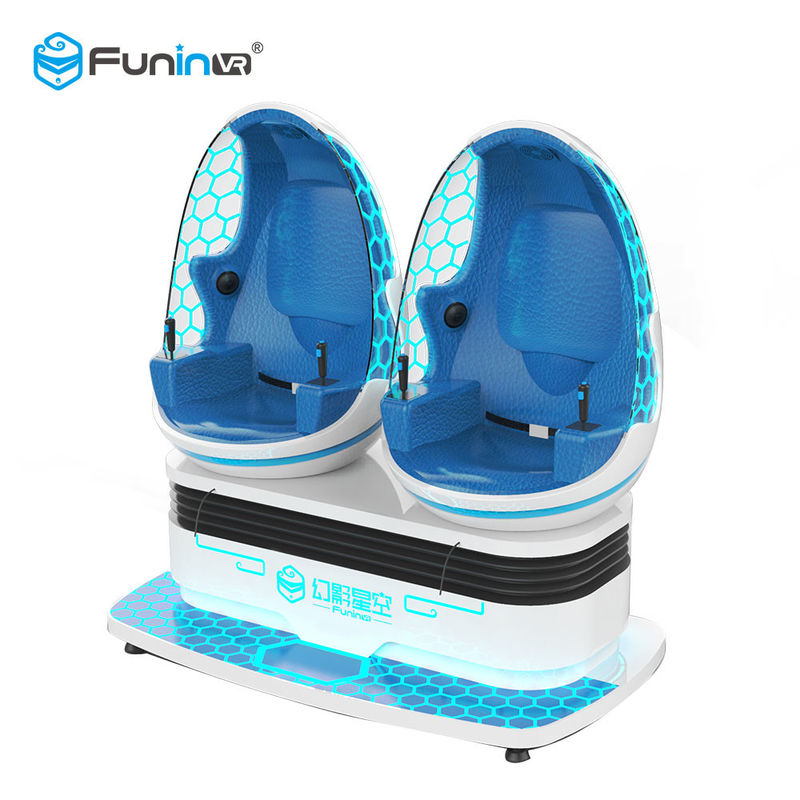 Kids amusement park 9d virtual reality 9d vr chair, 360 Degree 9d VR Egg